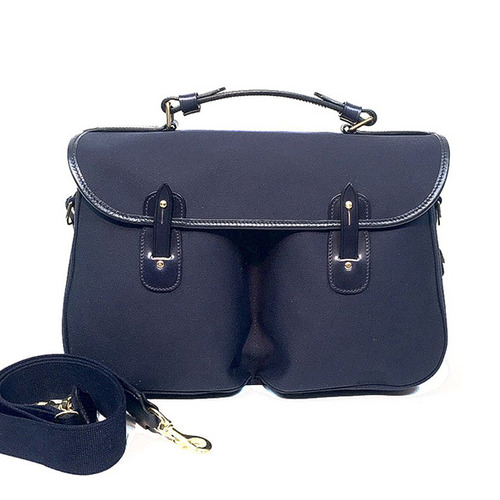 Brady Monmouth Executive Briefcase Bag - Navy