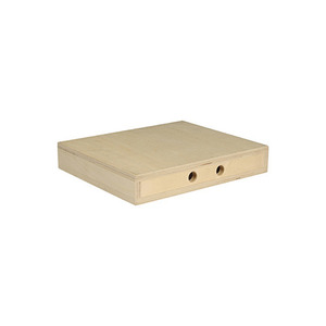 1/4 Mini Apple Box30.5 x 5 x 25.5 cm(259533)