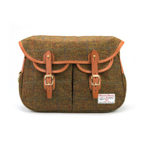 Brady Ariel Trout Small BagHarris Tweed - Oxford