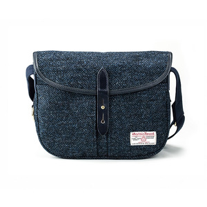 Brady Stour Bag Harris Tweed - Cambridge