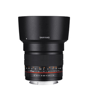 SAMYANG 85mm F1.4 AS IF UMC