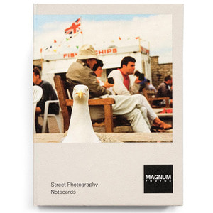 Magnum Photos : Street Photography Notecards