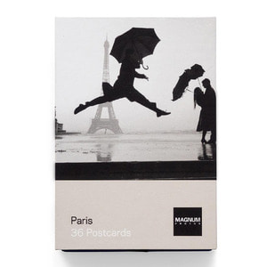 Magnum Photos : Paris : 36 Exposures Postcards