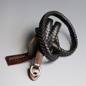 Barton1972 Leather Neck Strap Vector - Classic