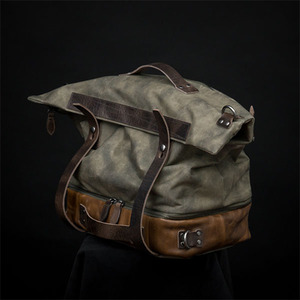 [WOTANCRAFT] SPACEJUMPER CONVERTIBLE BAG - Ash Green